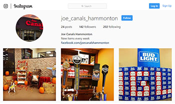 Hammonton Instagram preview