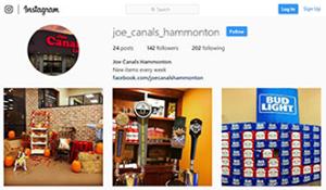 Hammonton Instagram Page